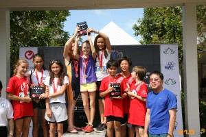 junior kids challenge triathlon